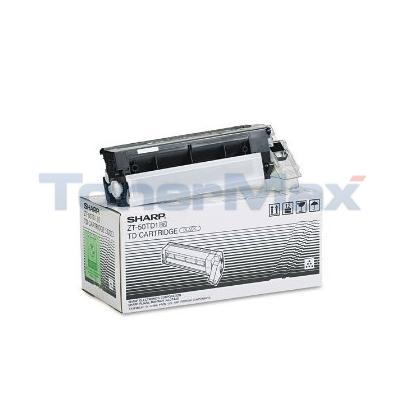 SHARP Z-50 TONER/DEVELOPER CTG BLACK